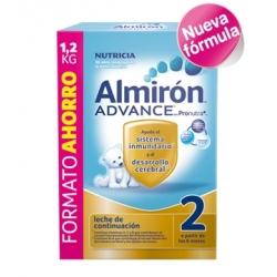 ALMIRÓN ADVANCE 2 ENVASE 1200 GR