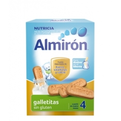 ALMIRÓN GALLETITAS SIN GLUTEN 250 GR