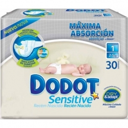 DODOT SENSITIVE T1 30 UDS