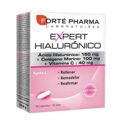 FORTÉ PHARMA EXPERT HYALURÓNICO 30 CAPS