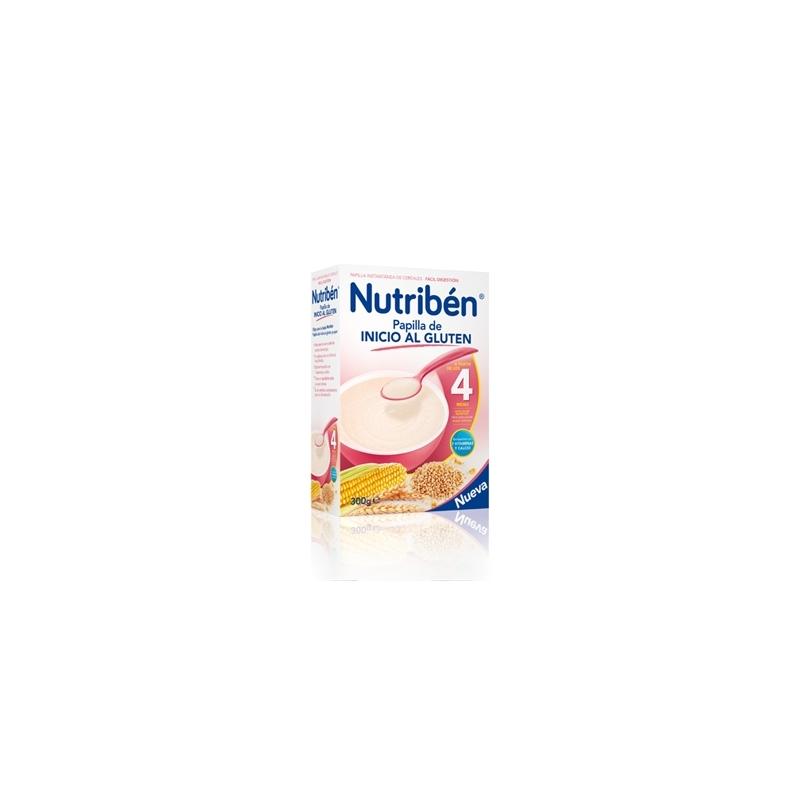 NUTRIBÉN INICIO AL GLUTEN 300 GR