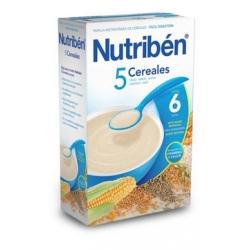 NUTRIBÉN 5 CEREALES 600 GR