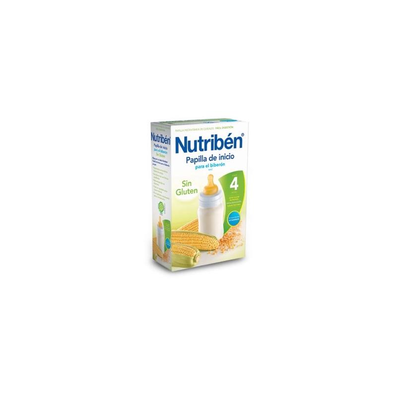 NUTRIBÉN INICIO AL BIBERÓN 600 GR