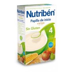 NUTRIBÉN INICIO A LA FRUTA 300 GR