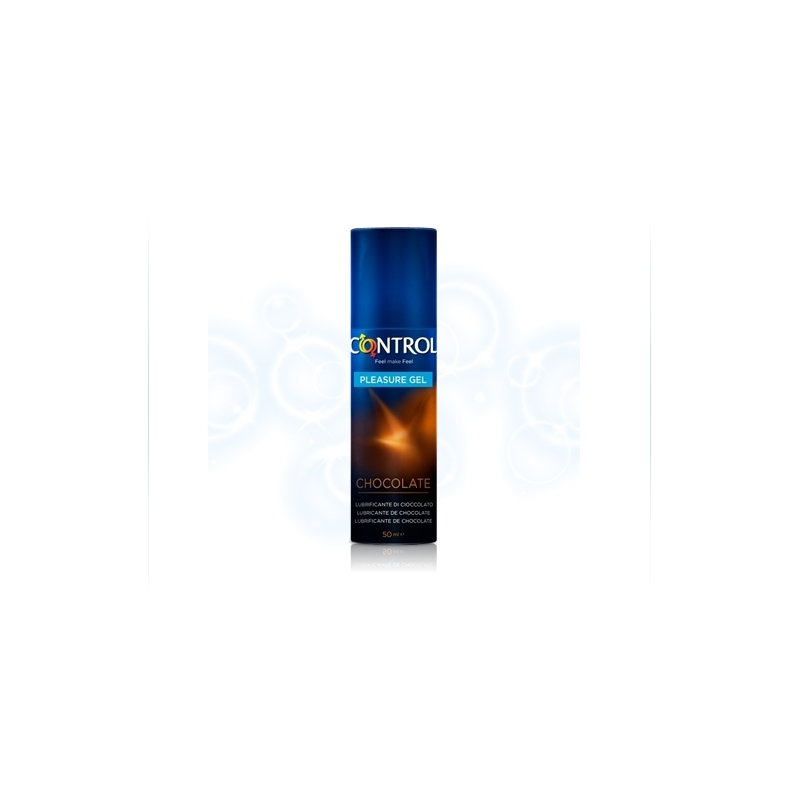 CONTROL LUBRICANTE CHOCOLATE 50 ML