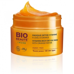 BIO BEAUTÉ MASCARILLA DETOX VITAMINADA 50 ML