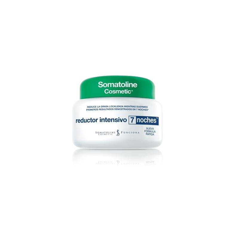 SOMATOLINE COSMETIC REDUCTOR INTENSIVO 7 NOCHES 250ML