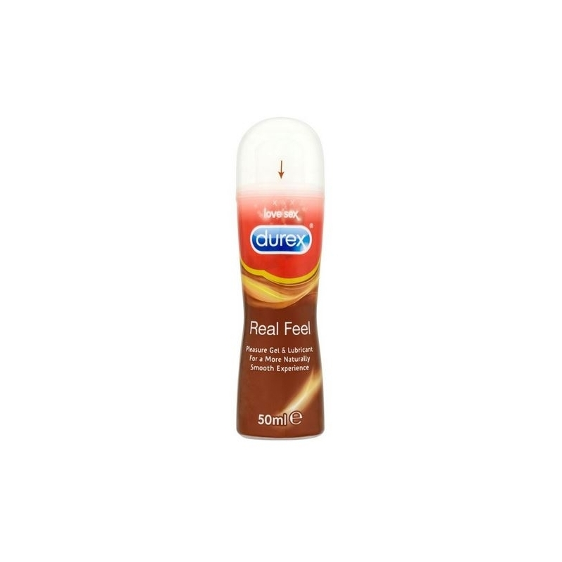 DUREX PLAY REAL FEEL EFECTO CALOR 50 ML
