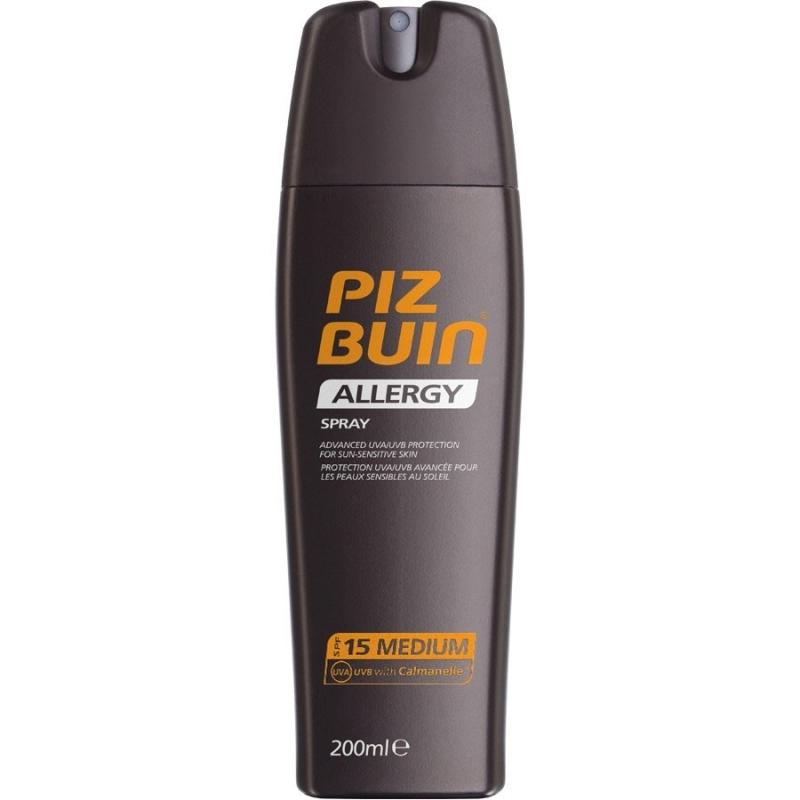 PIZ BUIN ALLERGY SPF 15 SPRAY 200 ML