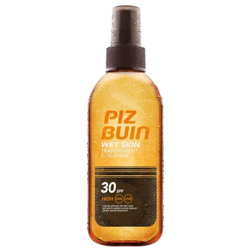 PIZ BUIN WET SKIN  SPF 30 SPRAY 150 ML
