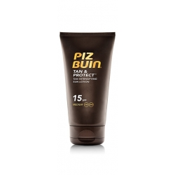 PIZ BUIN TAN & PROTECT SPF 15 LOCIÓN 150 ML