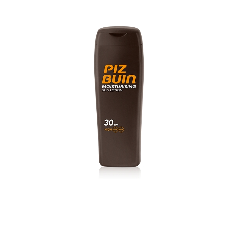 PIZ BUIN MOISTURISING SPF 30 LOCIÓN 200 ML