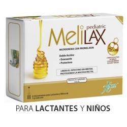 MELILAX PEDIATRICO 6 UNIDADES