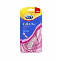 DR SCHOLL PLANTILLAS GEL ACTIVE TACONES MUY ALTOS