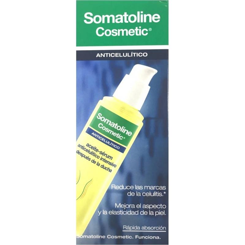 SOMATOLINE COSMETIC ACEITE-SERUM ANTICELULÍTICO 125ML