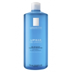 LA ROCHE POSAY LIPIKAR FAMILIAR GEL DE BAÑO 750 ML