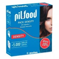 PIL-FOOD DENSITY PACK 60 CAPSULAS+CHAMPU ANTICAIDA