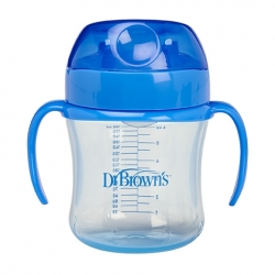 DR BROWN´S NATURAL FLOW TAZA DE PRINCIPIANTE + 6