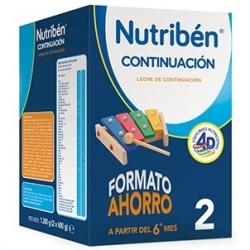NUTRIBEN 2 CONTINUACION FORMATO AHORRO 1200 GR