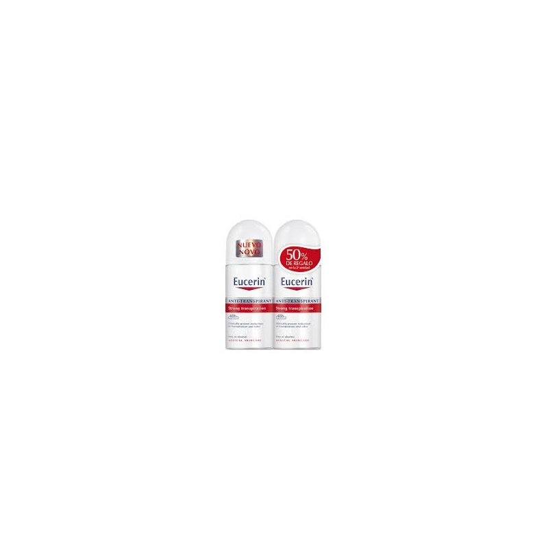 EUCERIN DUPLO ANTITRANSPIRANTE ROLL ON
