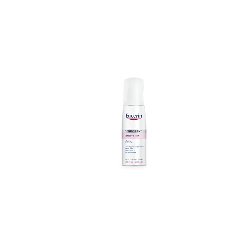 EUCERIN ANTITRANSPIRANTE INTENSIVO 72H SPRAY VAP