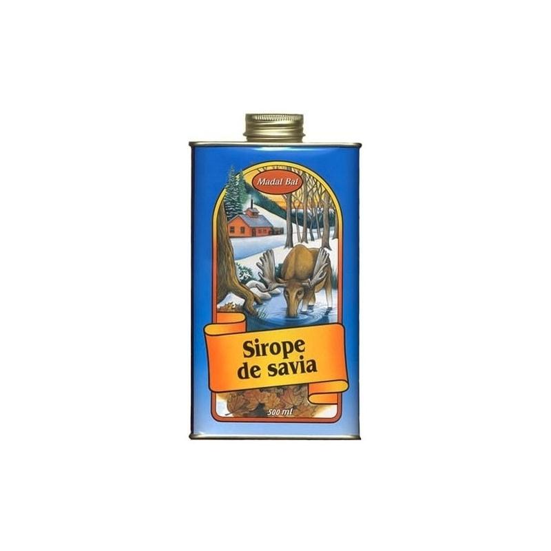 MADAL BAL SIROPE SAVIA (JARABE DE ARCE) 500 ML