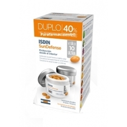 ISDIN SUN DEFENSE 60 CAPSULAS PACK 30 + 30