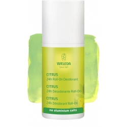 WELEDA DESODORANTE CITRUS ROLL ON 24 HORAS