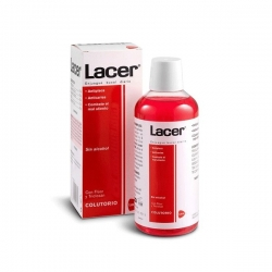 LACER COLUTORIO SIN ALCOHOL 1000ML