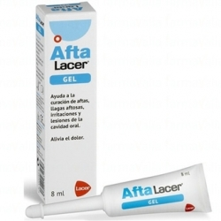 LACER AFTA GEL 8ML