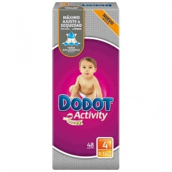 DODOT ACTIVITY T 4 52 UDS