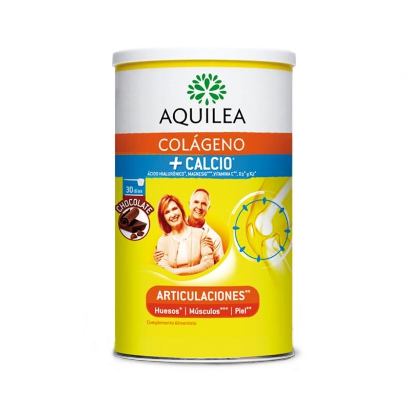 AQUILEA ARTINOVA COLAGENO CALCIO 495 GR. CHOCOLATE