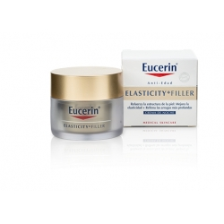 EUCERIN ELASTICITY+FILLER CREMA DE NOCHE 50 ML