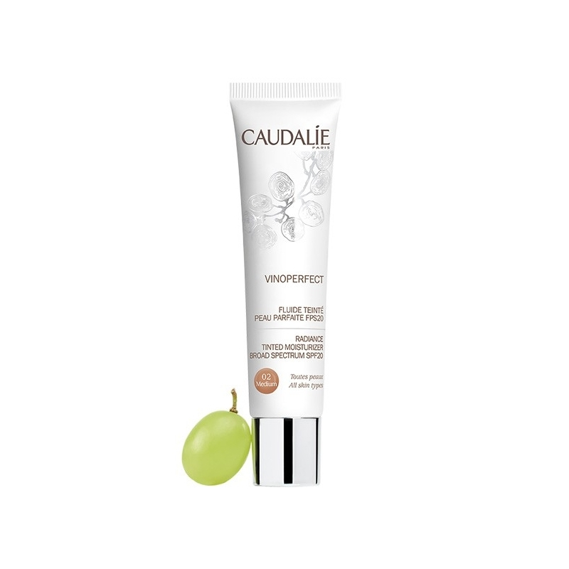 CAUDALIE VINOPERFECT FLUIDO SPF 15 40 ML