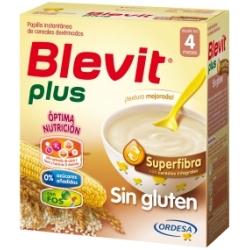 BLEVIT PLUS SUPERFIBRA APTO DIETA SIN GLUTEN 700