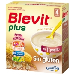 BLEVIT PLUS SIN GLUTEN 700 G