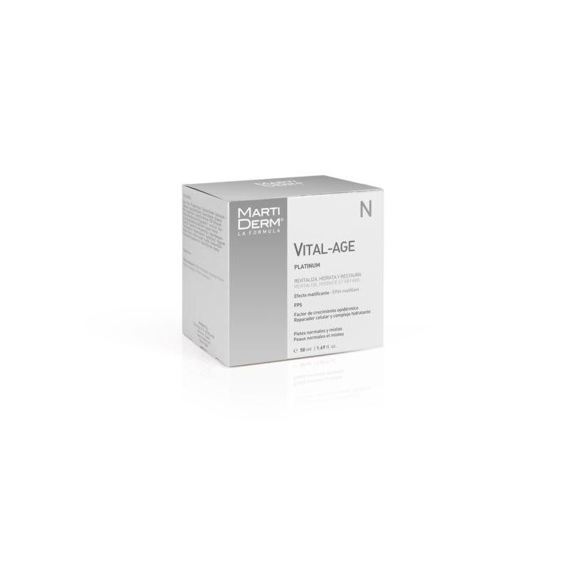 VITAL-AGE PIEL NORMAL MIXTA 50 ML