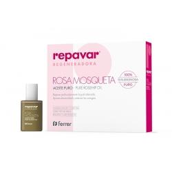 REPAVAR ACEITE PURO DE ROSA MOSQUETA 15 ML