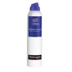 NEUTROGENA SPRAY HIDRATACIÓN CORPORAL EXPRESS PIEL SECA 200 ML