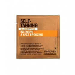 COMODYNES SELF TANNING INTENSIVE & UNIFORM COLOR 8 TOALLITAS