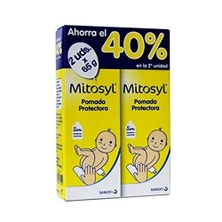 MITOSYL PACK DOS CREMAS DE 65 GR