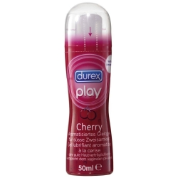 DUREX PLAY CHERRY 50ML