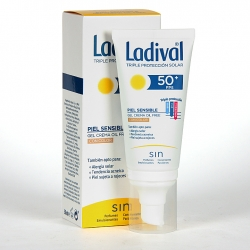 Ladival Piel Sensible Gel...