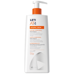 LETI AT4 LECHE CORPORAL 500 ML