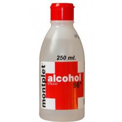 ALCOHOL ETÍLICO 96º...