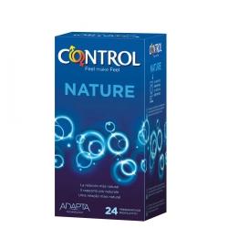 CONTROL PRESERVATIVOS ADAPTA NATURE 24 U