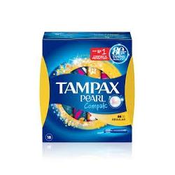 TAMPAX PEARL COMPACK...