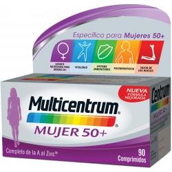 MULTICENTRUM MUJER + 50...