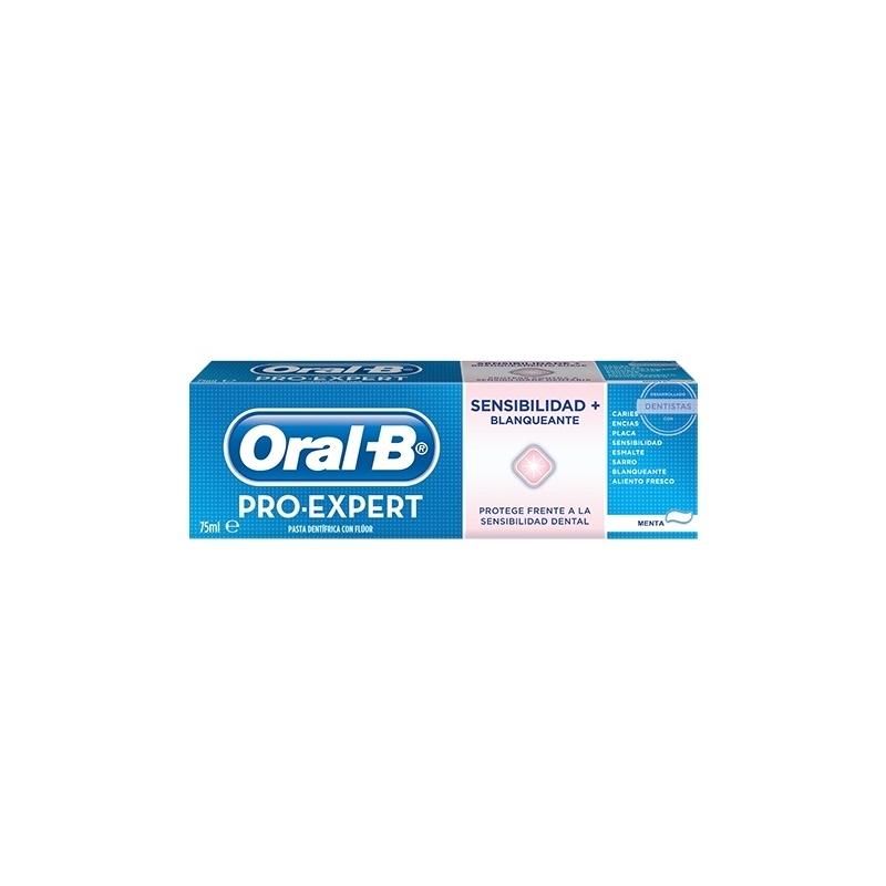 ORAL-B PRO EXPERT DIENTES SENSIBLES 75 ML
