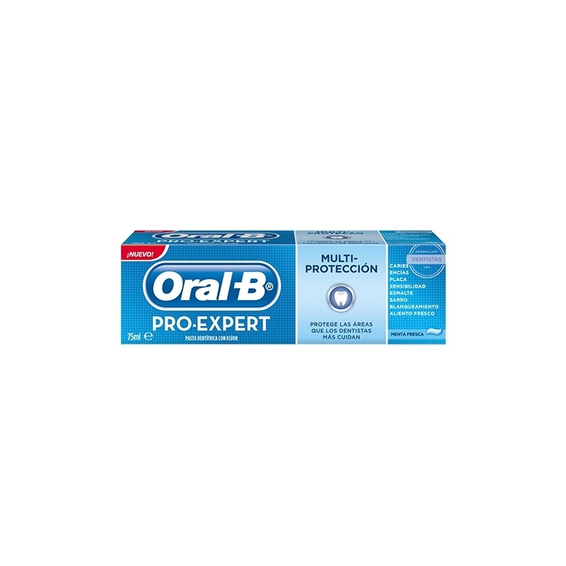 ORAL-B PRO EXPERT MULTIPROTECCION 125 ML